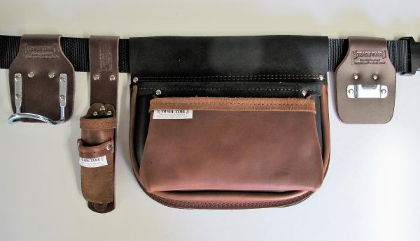 Style 400 Leather Tool Bag Front