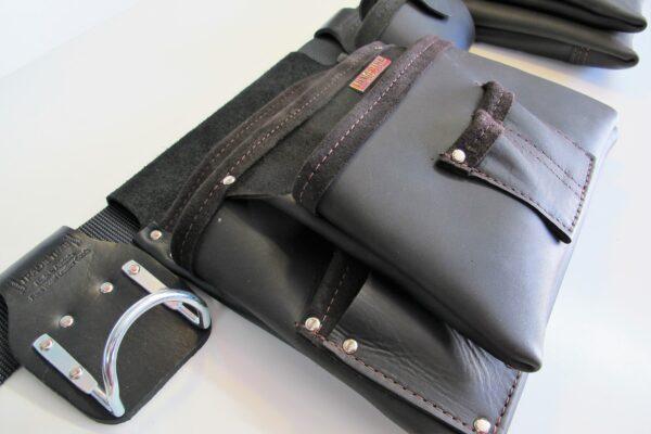 Big Bag Double Leather Tool Bag