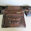 Big Bag Single Leather Tool Bag Front