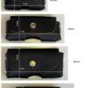 Phone Pouch es Horizontal Dimensions