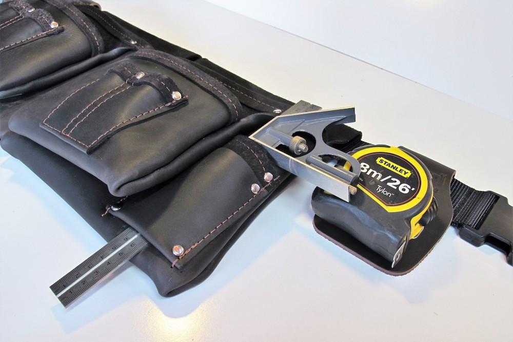 About Trade Time Leather Tool Bags and Accessories