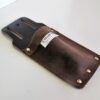 Leather Secateur Pouch Angled