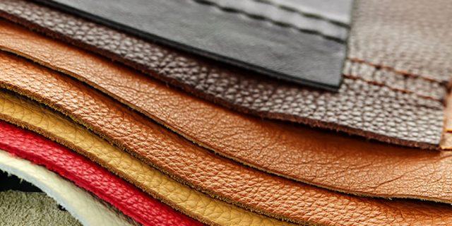 split leather examples