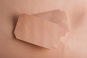 Vegetable Tanning - Leather Examples